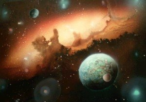 a airbrush painting secrets galaxy 2