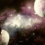 a airbrush painting secrets galaxy 7