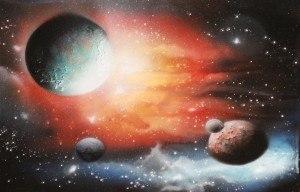 a galaxy 3