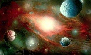 a orange sliding galaxy
